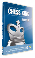 Chess King Silver + Гудини 4